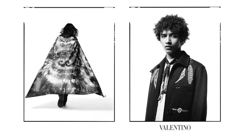 CAMPAIGN Valentino Fall 2016 by David Bailey. www.imageamplified.com, Image Amplified4