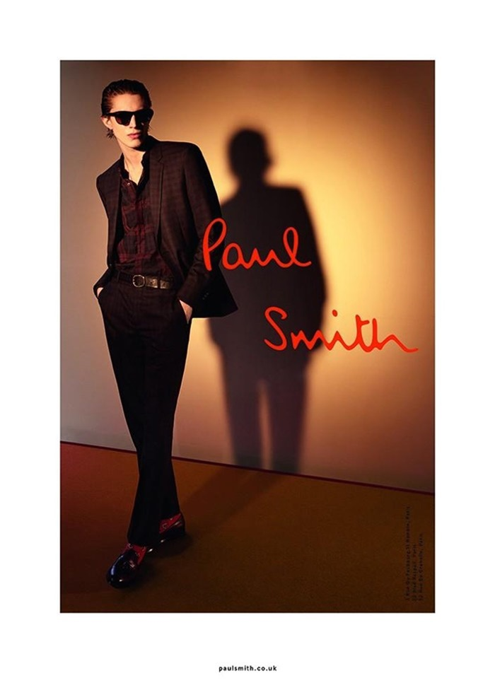 CAMPAIGN Xavier Buestel for Paul Smith Fall 2016 by Viviane Sassen. Jodie Barnes, www.imageamplified.com, Image amplified (4)