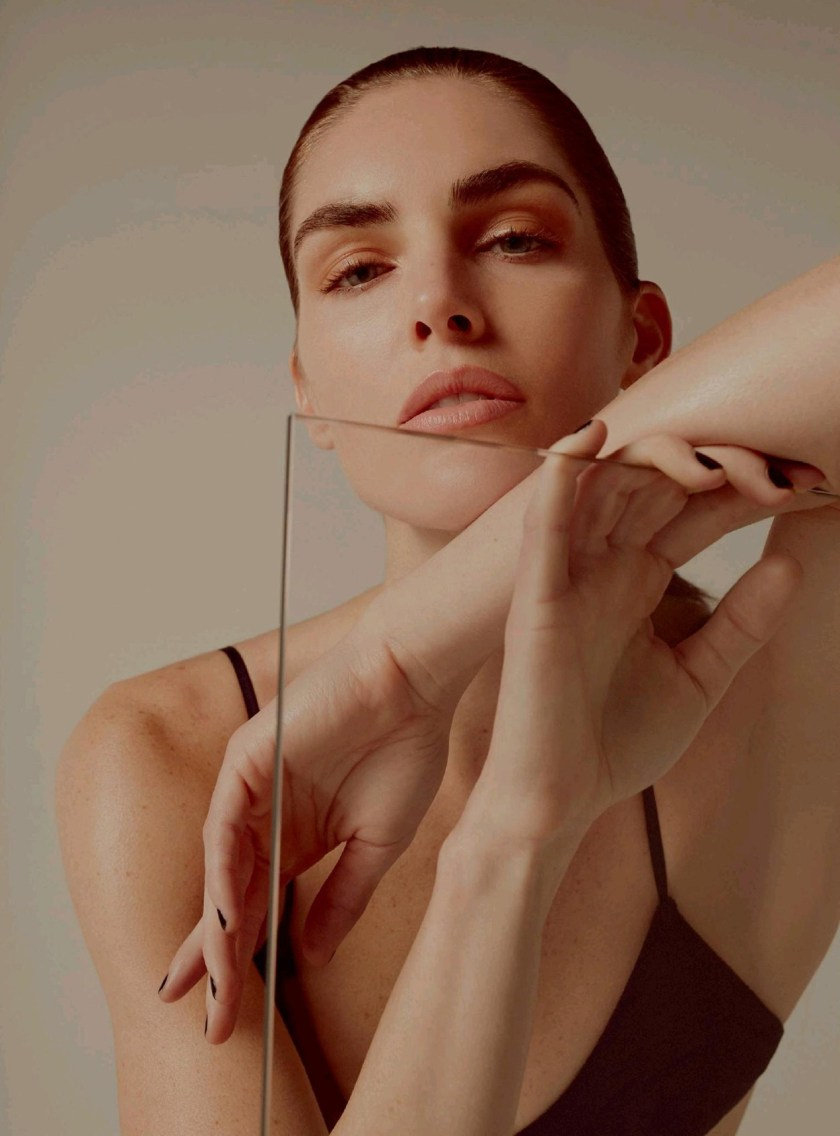 ES MAGAZINE Hilary Rhoda by Liam Warwick. Nicky Yates, July 2016, www.imageamplified.com, Image Amplified1