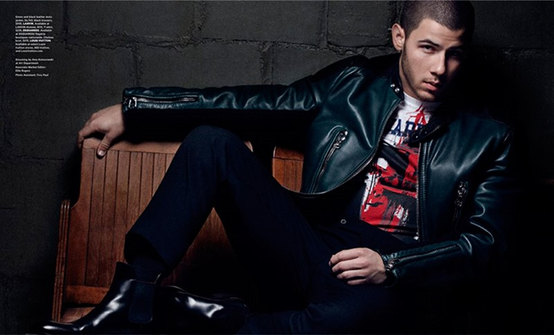 ESSENTIAL HOMME Nick Jonas by Greg Lotus. Terry Lu, Summer 2016, www.imageamplified.com, Image Amplified9