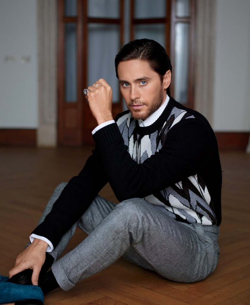 GQ STYLE MAGAZINE Jared Leto by Thomas Whiteside. Mobolaji Dawodu, Fall 2016, www.imageamplified.com, Image Amplified3