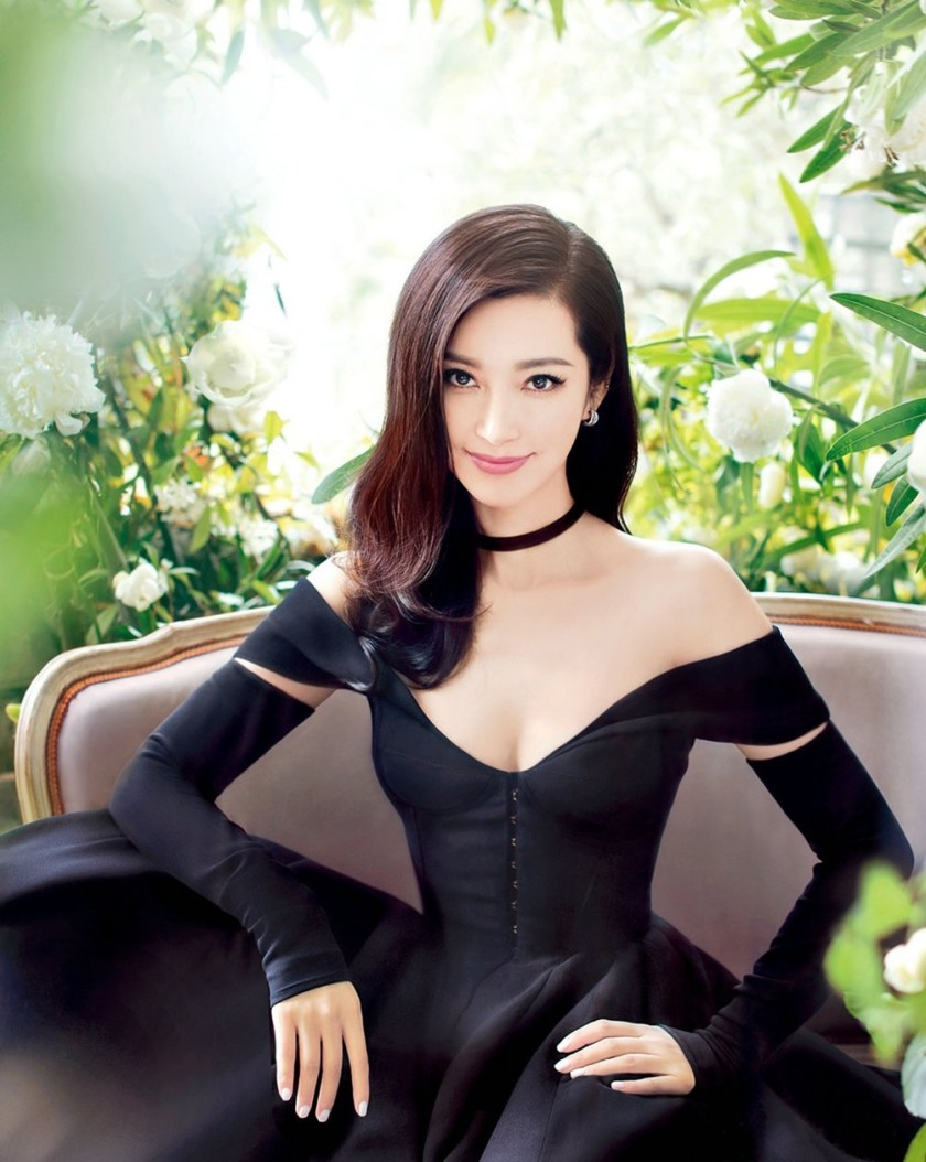 HARPER'S BAZAAR CHINA Li Bingbing by Chen Man. Xiao Mu Fan, September 2016, www.imageamplified.com, Image Amplified1