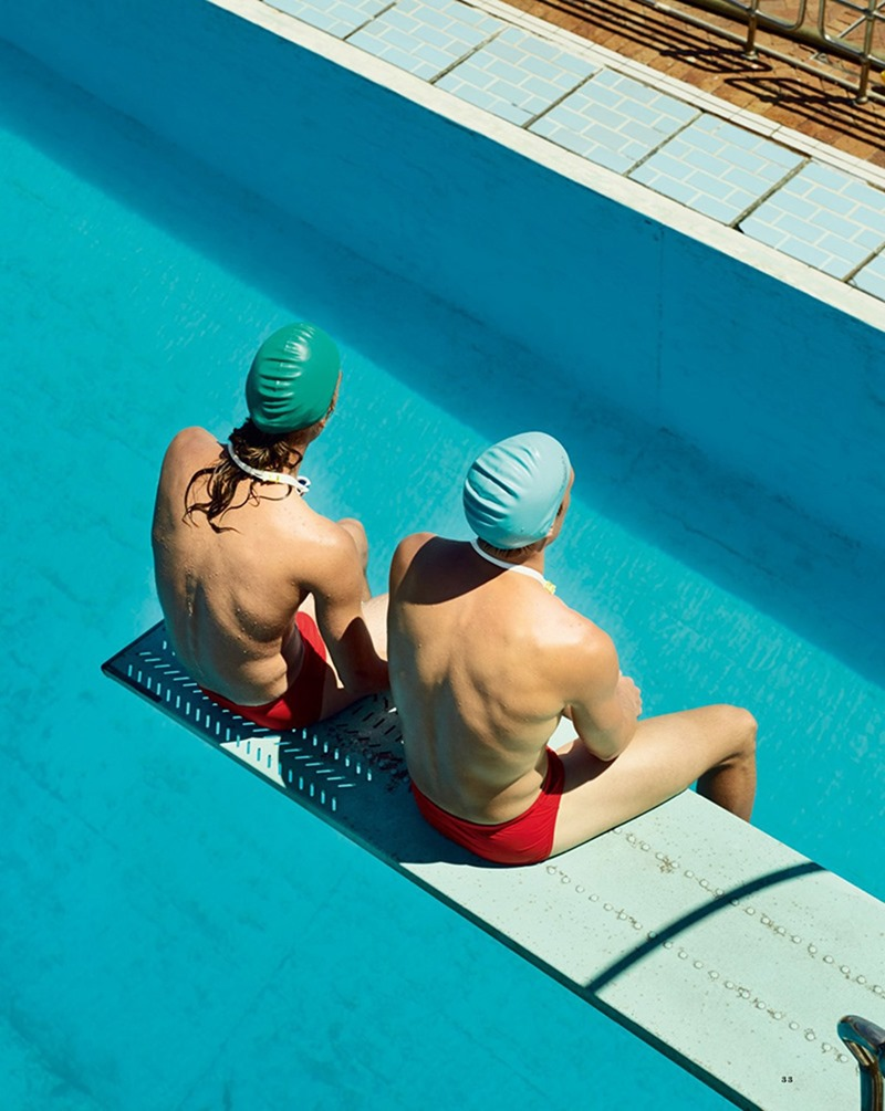 KULT MAGAZINE The Pool by Christoph Musiol. Michael Beaumont Cooper, Summer 2016, www.imageamplified.com, Image Amplified (4)