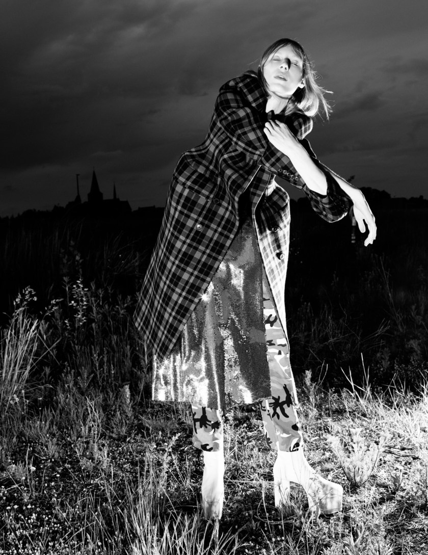 LOVE MAGAZINE Julia Nobis by Willy Vanderperre. Olivier Rizzo, Fall 2016, www.imageamplified.com, Image Amplified11