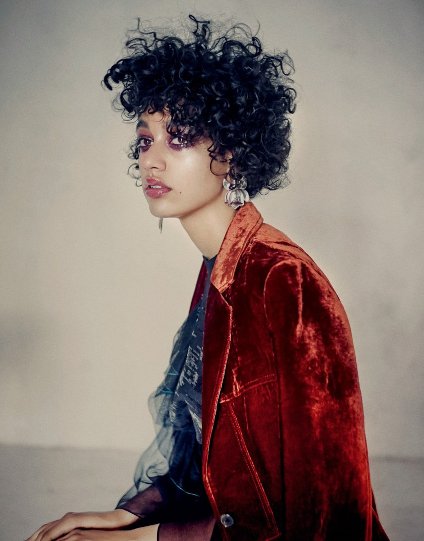 PORTER MAGAZINE Damaris Goddrie by Drew Jarrett. Julia von Boehm, Fall 2016, www.imageamplified.com, Image Amplified7
