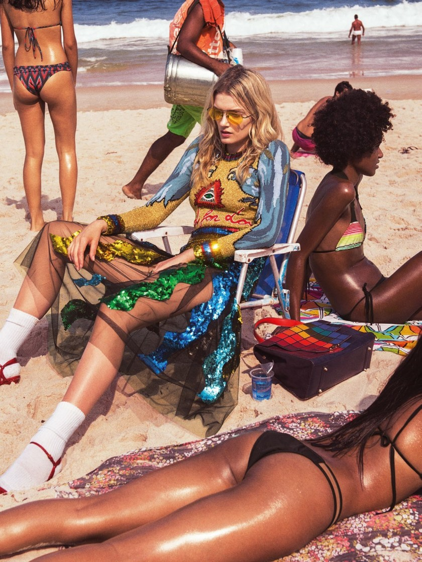 VOGUE AUSTRALIA Lily Donaldson by Sebastian Kim. Christine Centenera, September 2016, www.imageamplified.com, Image Amplified4