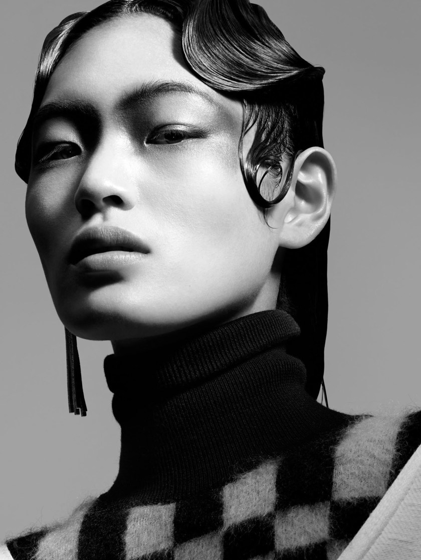 VOGUE CHINA Chiharu Okunugi by Benjamin Lennox. Ethel Park, September 2016, www.imageamplified.com, Image Amplified1