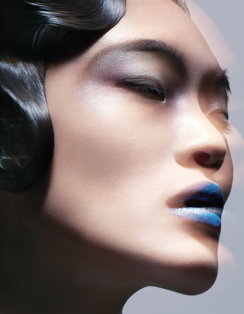 VOGUE CHINA Chiharu Okunugi by Benjamin Lennox. Ethel Park, September 2016, www.imageamplified.com, Image Amplified2