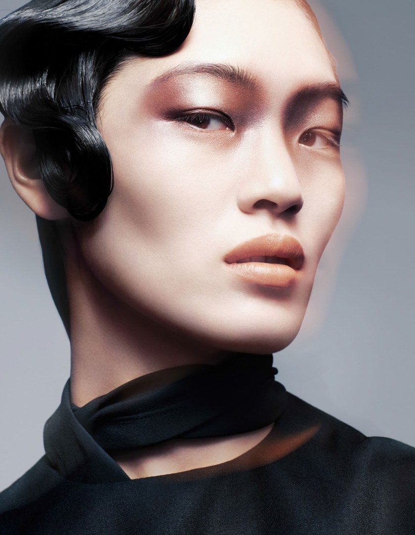 VOGUE CHINA Chiharu Okunugi by Benjamin Lennox. Ethel Park, September 2016, www.imageamplified.com, Image Amplified6