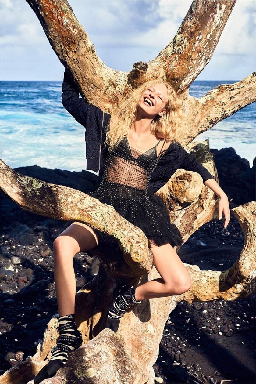 VOGUE CHINA Frederikke Sofie by Ryan McGinley. Daniela Paudice, September 2016, www.imageamplified.com, Image Amplified1