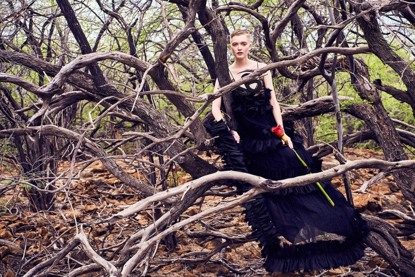 VOGUE CHINA Ruth Bell by Ryan McGinley. Daniela Paudice, September 2016, www.imageamplified.com, Image Amplified10
