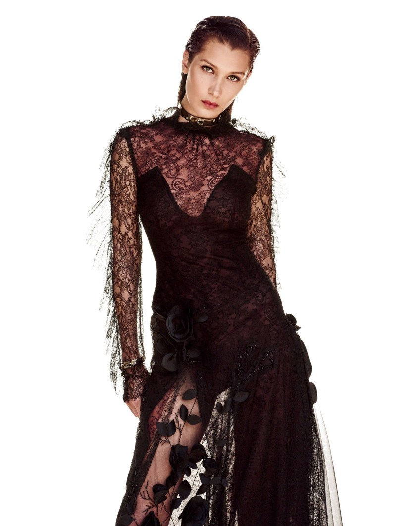 VOGUE JAPAN Bella Hadid by Giampaolo Sgura. Anna Dello Russo, September 2016, www.imageamplified.com, Image Amplified4