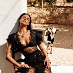VOGUE JAPAN: Irina Shayk by Giampaolo Sgura