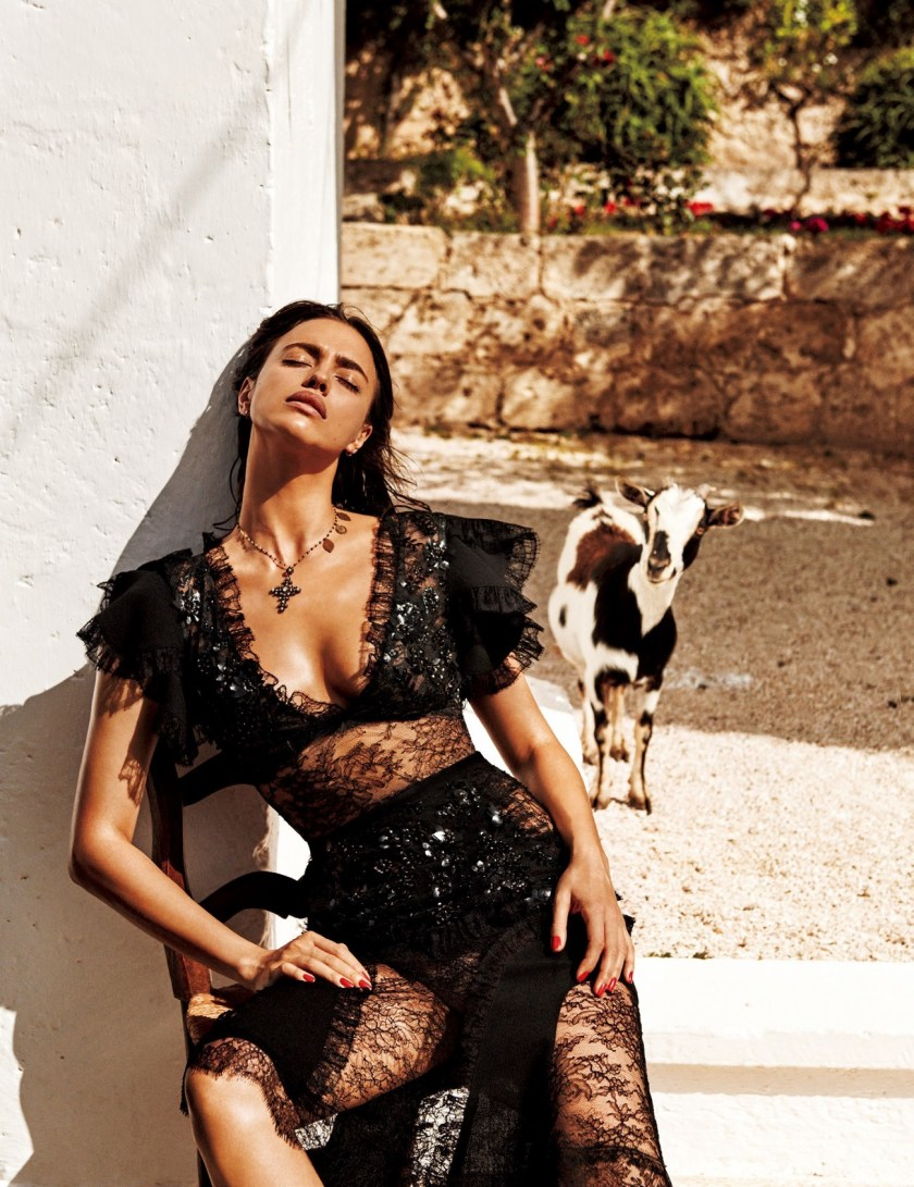 VOGUE JAPAN Irina Shayk by Giampaolo Sgura. Anna Dello Russo, September 2016, www.imageamplified.com, Image Amplified3