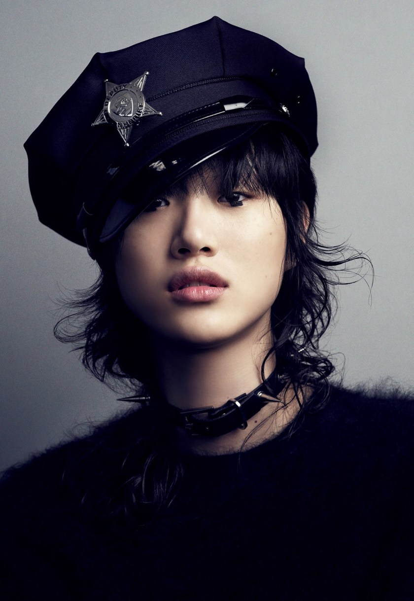 VOGUE JAPAN The Face of Asia by Marcus Ohlsson. Charles Varenne, September 2016, www.imageamplified.com, Image Amplified3