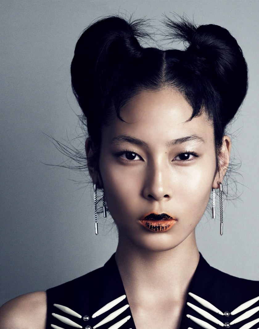 VOGUE JAPAN The Face of Asia by Marcus Ohlsson. Charles Varenne, September 2016, www.imageamplified.com, Image Amplified6