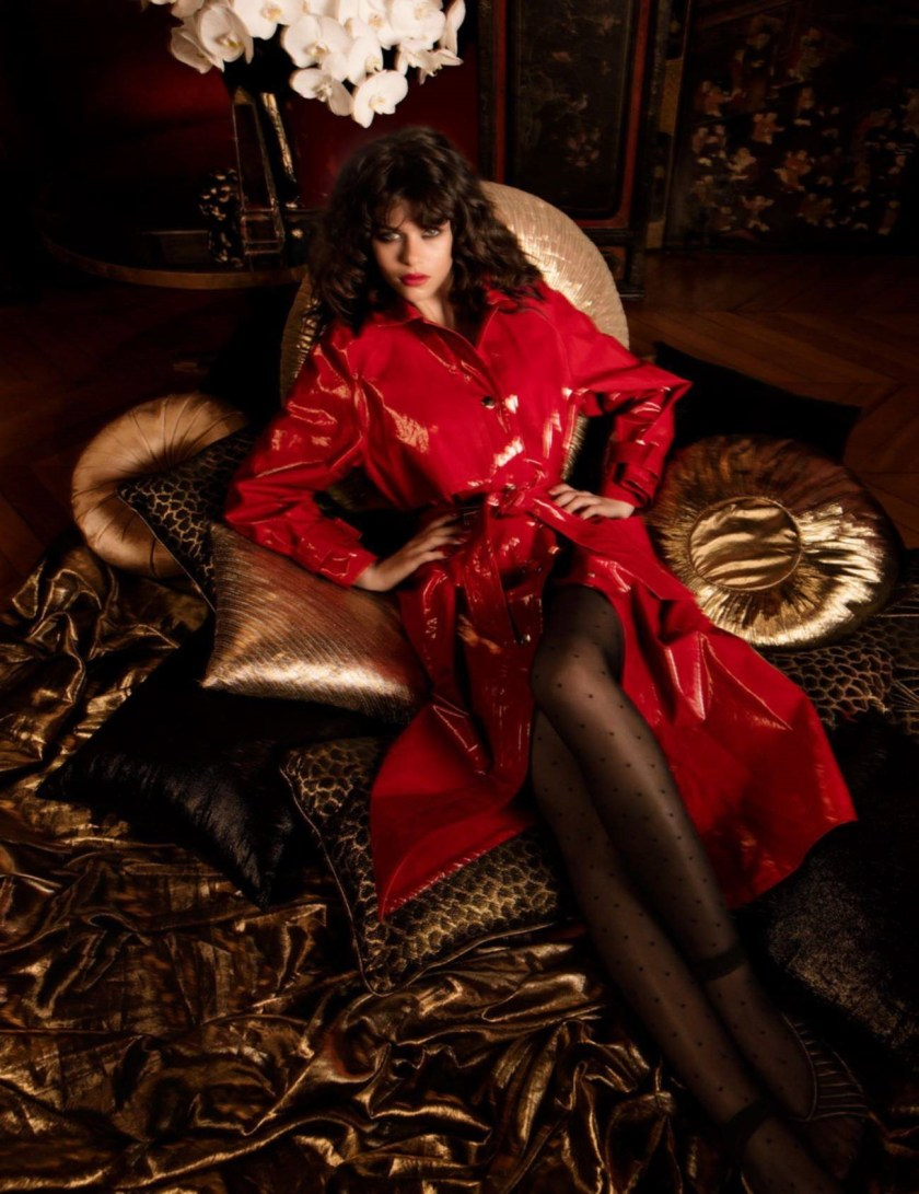 VOGUE PARIS Dianne van Rompaey & Georgia Fowler by Inez & Vinoodh. Emmanuelle Alt, August 2016, www.imageamplified.com, Image Amplified19