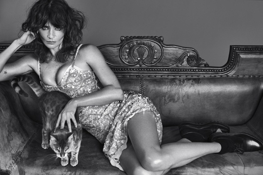 VOGUE PORTUGAL Helena Christensen by An Le. Paul Macedo, September 2016, www.imageamplified.com, Image Amplified7