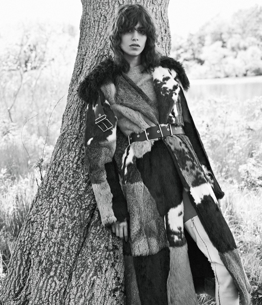 WSJ MAGAZINE Mica Arganaraz by Lachlan Bailey. Ludivine Poiblanc, September 2016, www.imageamplified.com, Image Amplified9