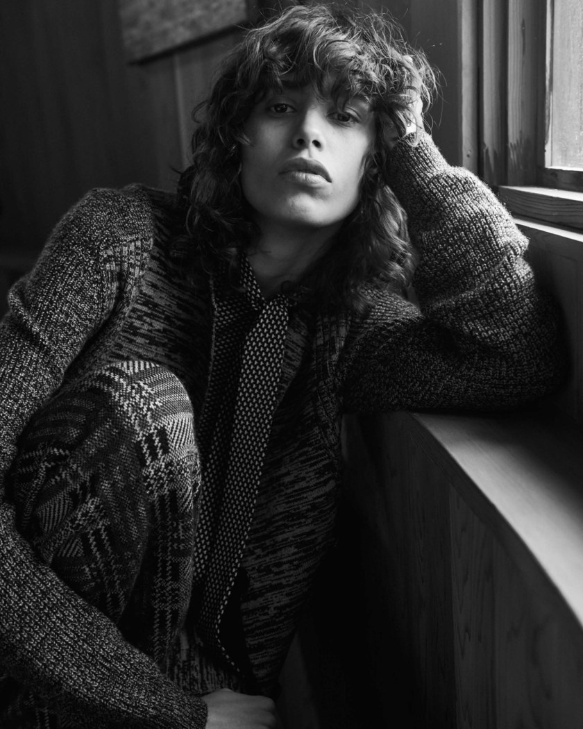WSJ MAGAZINE Mica Arganaraz by Lachlan Bailey. Ludivine Poiblanc, September 2016, www.imageamplified.com, Image Amplified10