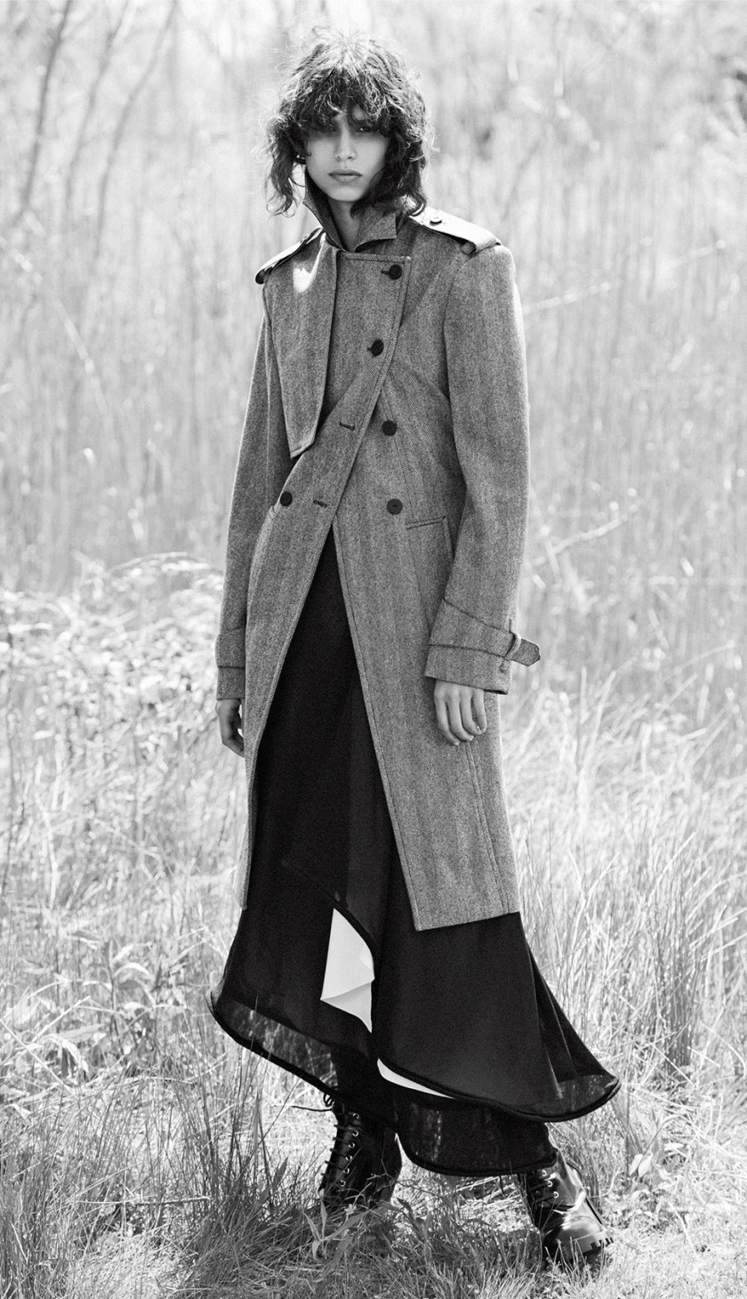 WSJ MAGAZINE Mica Arganaraz by Lachlan Bailey. Ludivine Poiblanc, September 2016, www.imageamplified.com, Image Amplified12