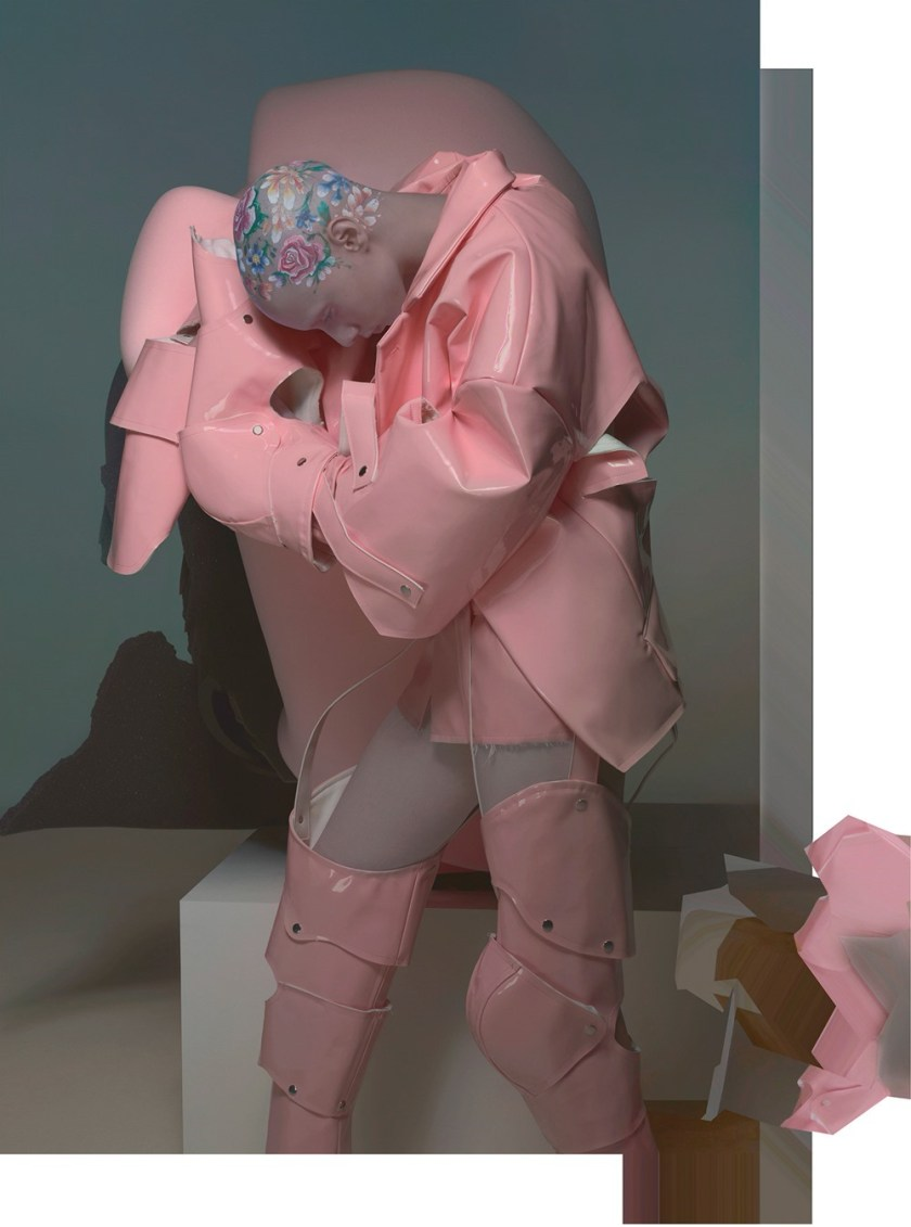 ANOTHER MAGAZINE Jazelle Zanaughtti by Nick Knight. Katie Shillingford, Fall 2016, www.imageamplified.com, Image Amplified (6)