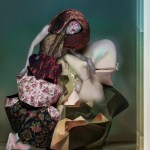 ANOTHER MAGAZINE: Jazelle Zanaughtti by Nick Knight