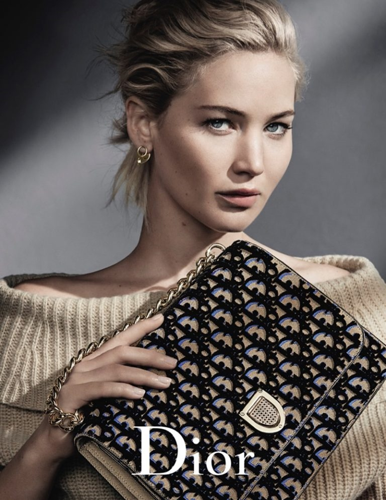 CAMPAIGN Jennifer Lawrence for Dior Fall 2016 by Patrick Demarchelier. www.imageamplified.com, Image Amplified (1)