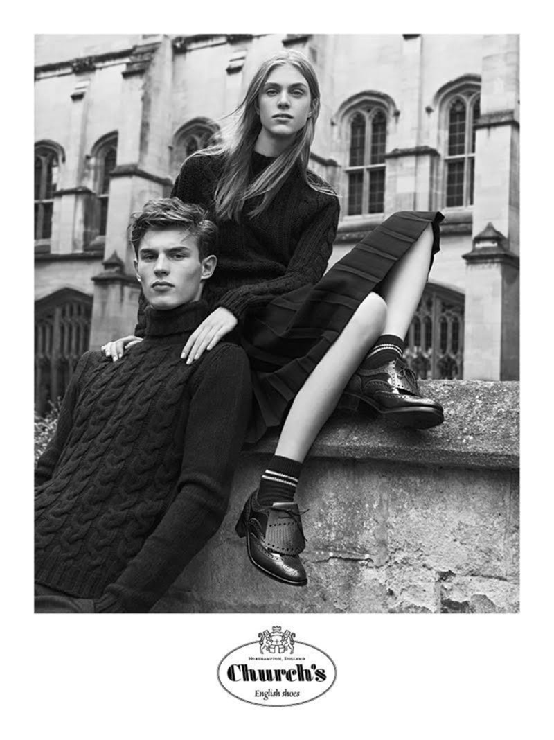 CAMPAIGN Kit Butler for Church's Fall 2016 by Lachlan Bailey. www.imageamplified.com, Image Amplified (4)