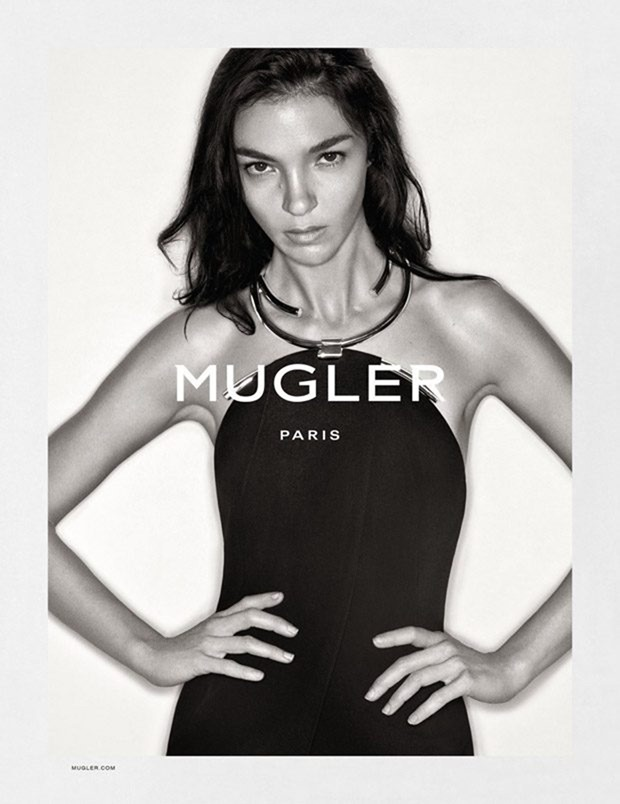 CAMPAIGN Mariacarla Boscono for Mugler Fall 2016 by Christian MacDonald. www.imageamplified.com, Image Amplified (1)