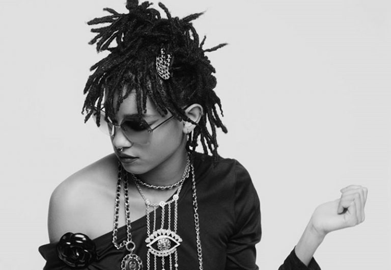 CAMPAIGN Willow Smith for Chanel Eyewear Fall 2016 by Karl Lagerfeld. Carine Roitfeld, www.iamgeamplified.com, Image Amplified (6)