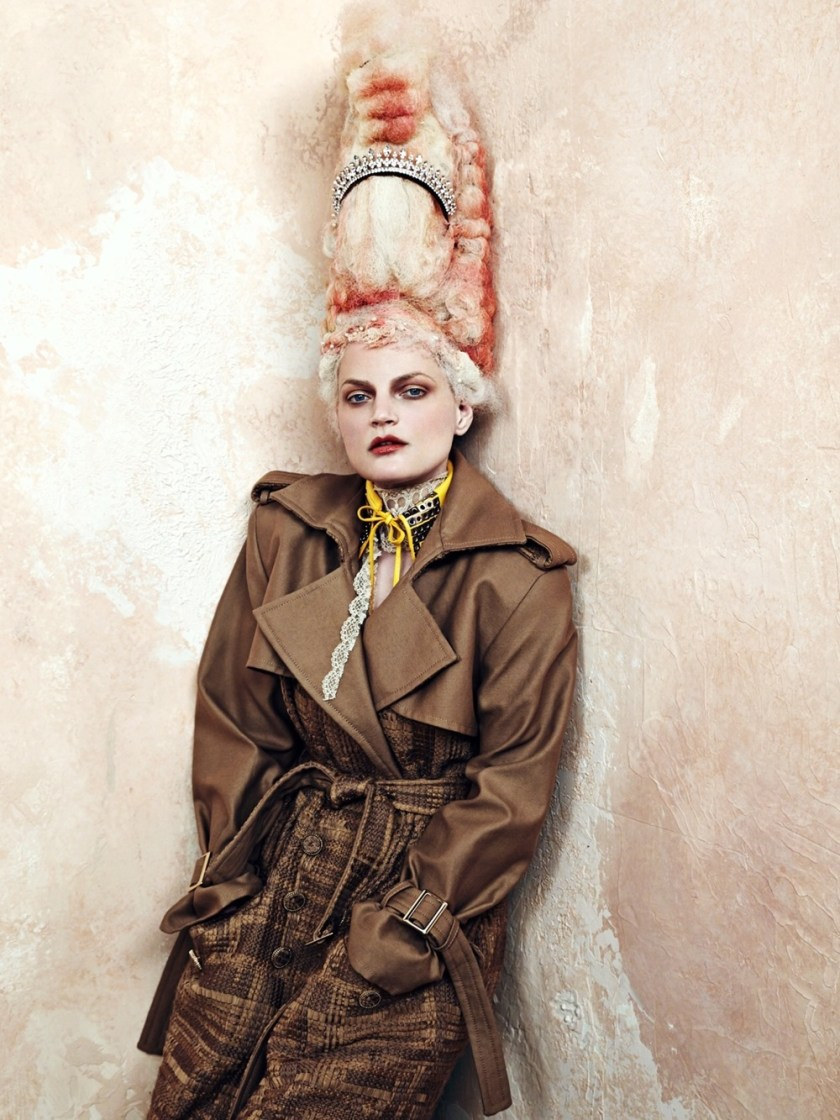 CR FASHION BOOK Guinevere van Seenus by Bjorn Iooss. Carine Roitfeld, Fall 2016, www.imageamplified.com, Image Amplified (6)