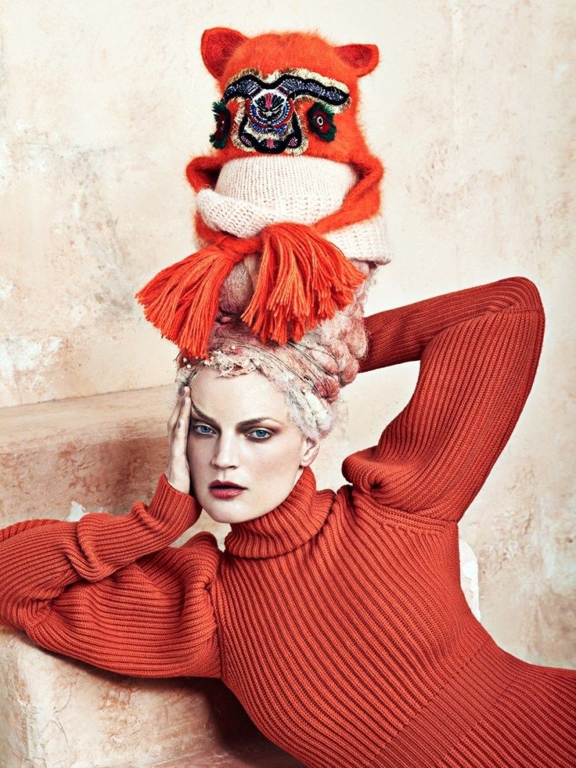 CR FASHION BOOK Guinevere van Seenus by Bjorn Iooss. Carine Roitfeld, Fall 2016, www.imageamplified.com, Image Amplified (7)