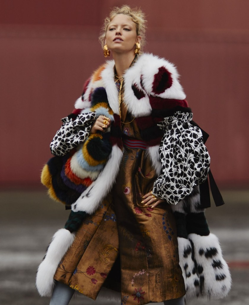 ELLE MAGAZINE Martha Hunt by Hans Feurer. David Vandewal, October 2016, www.imageamplified.com, Image Amplified (4)