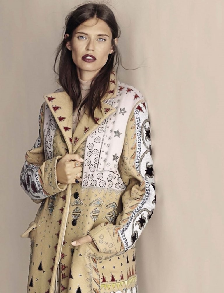 ... Www GLAMOUR ITALY Bianca Balti By Giovanni Gastel. Valentina Di Pinto,  September 2016, ...