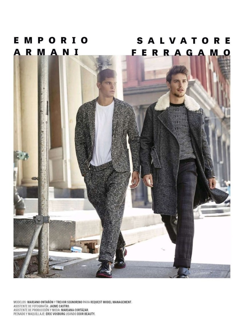 GQ MEXICO Trevor Signorino & Mariano Ontanon by Andres Oyuela. Fernando Carrillo, Fall 2016, www.imageamplified.com, Image Amplified (8)