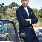 GQ UK: Calvin Harris by Gavin Bond