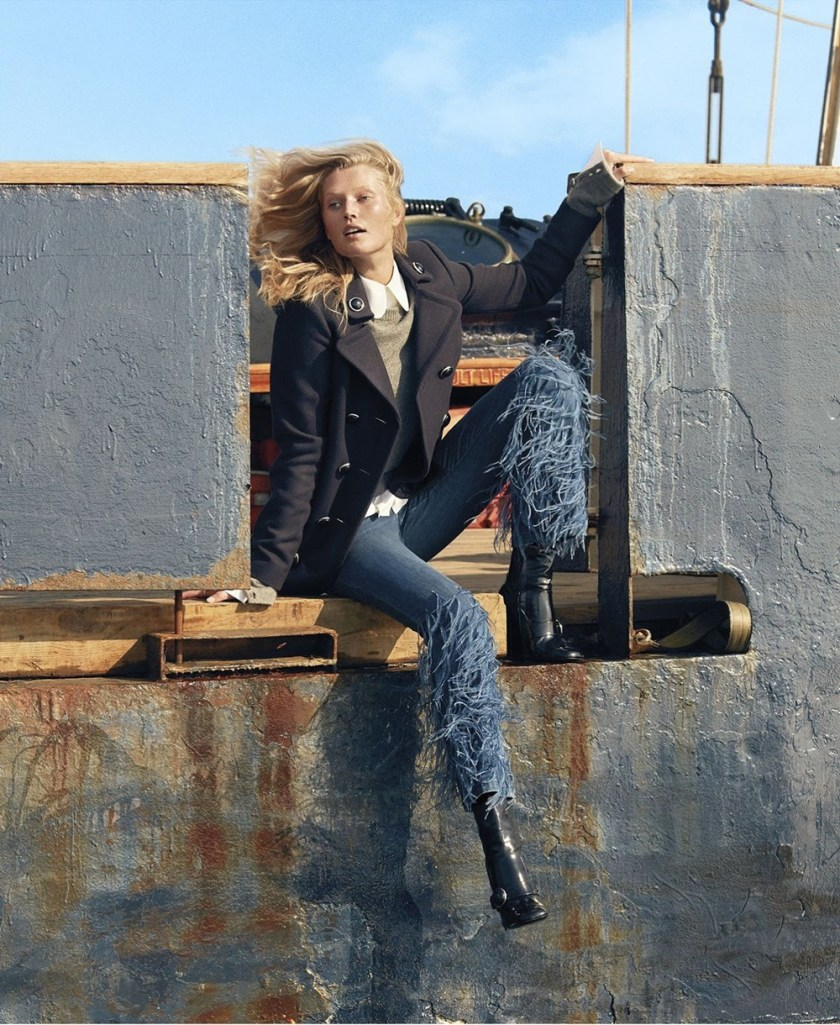 HARPER'S BAZAAR MAGAZINE Toni Garrn by Daniel Riera. Joanna Hillman, October 2016, www.imageamplified.com, Image Amplified (7)