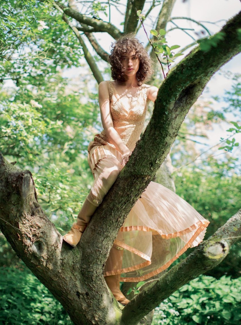 HARPER'S BAZAAR UK Alanna Arrington by Alexandra Sophie. Charlie Harrington, October 2016, www.imageamplified.com, Image Amplified (9)