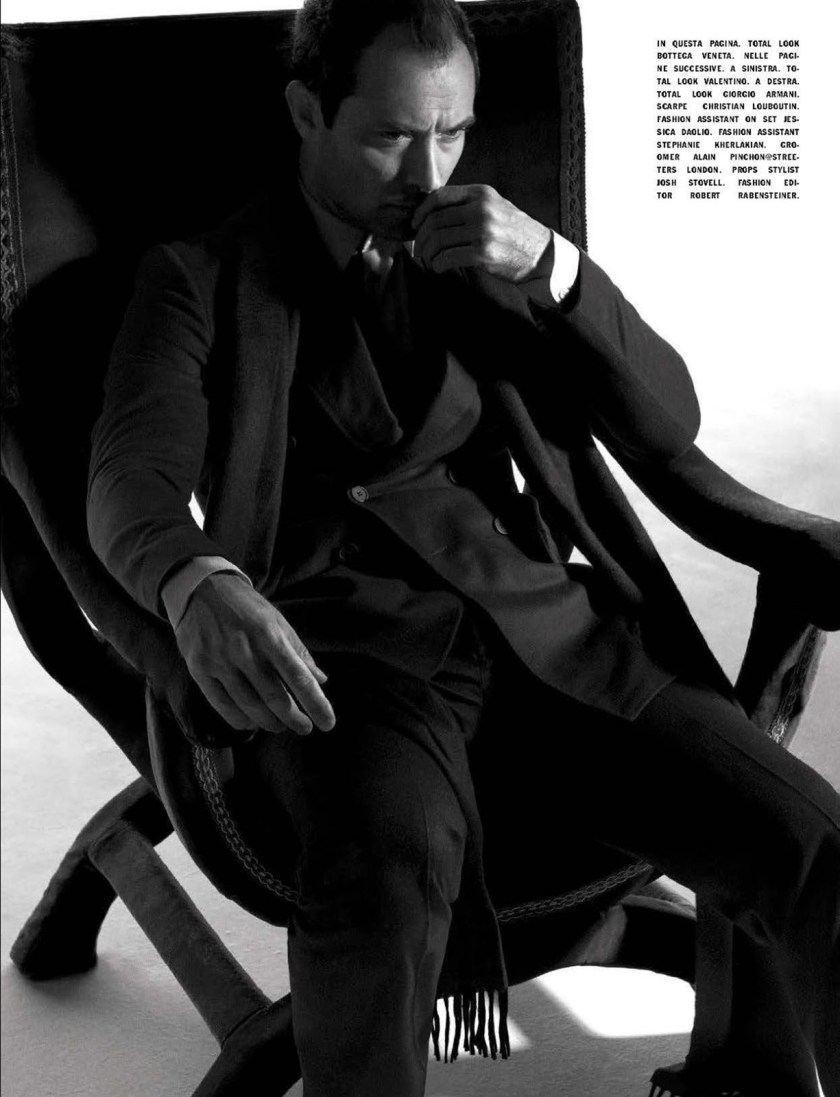L'UOMO VOGUE Jude Law by Tom Munro. Robert Rabeysteiner, September 2016, www.imageamplified.com, Image Amplified (7)