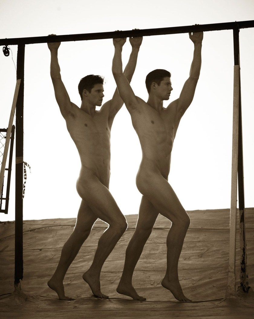 MASCULINE DOSAGE Joel Baker & Kevin Baker by Mariano Vivanco. www.imageamplified.com, Image Amplified (3)