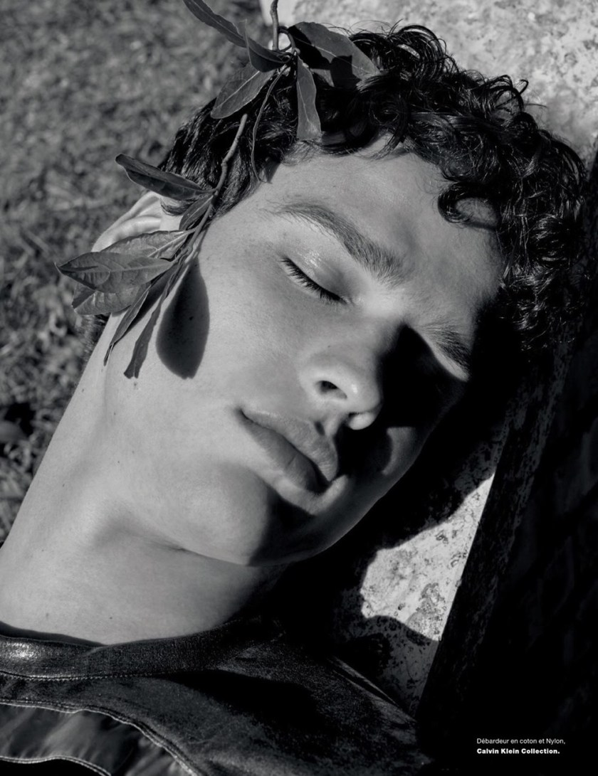 NUMERO HOMME Simon Nessman by Carlotta Manaigo. Ataq Rahimi, Fall 2016, www.imageamplified.com, Image Amplified (1)