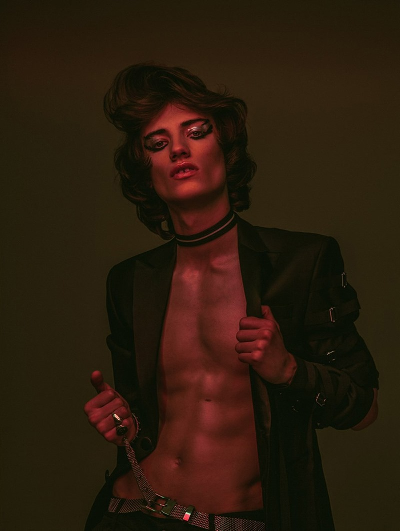 SEVENTH MAN MAGAZINE Serge Rigvava by Louie Banks. Sascha Lilic, Fall 2016, www.imageamplified.com, Image Amplified (6)