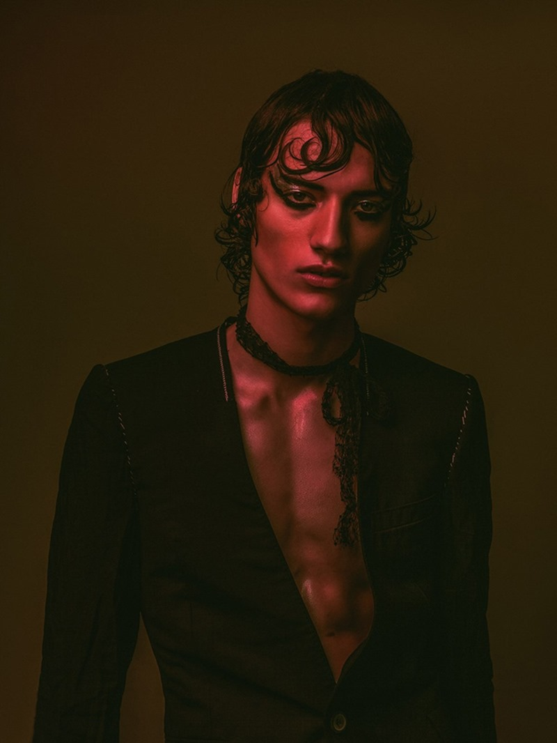 SEVENTH MAN MAGAZINE Serge Rigvava by Louie Banks. Sascha Lilic, Fall 2016, www.imageamplified.com, Image Amplified (8)