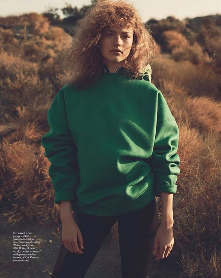 SUNDAY TELEGRAPH Sophia Ahrens by Emma Tempest. Fall 2016, www.imageamplified.com, Image Amplified (5)