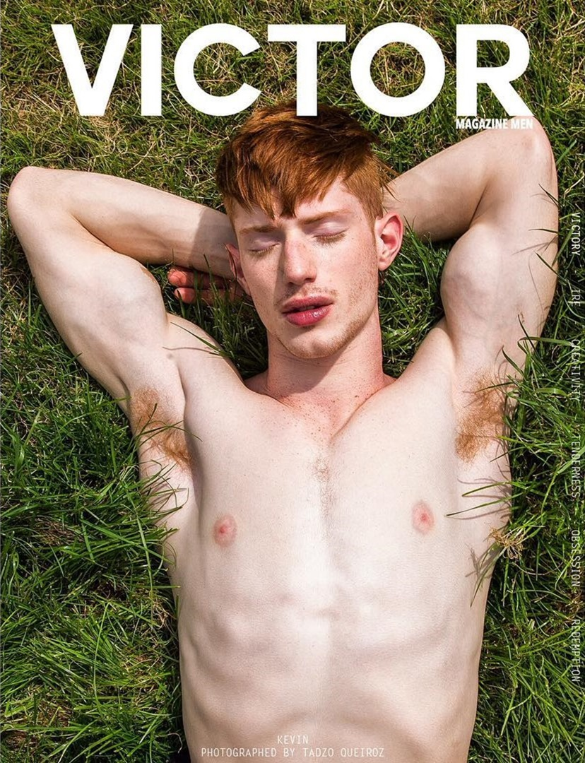 VICTOR MAGAZINE Kevin Thompson by Tadzio Queiroz. Jeff Segenreich, Fall 2016, www.imageamplified.com, image amplified (1)