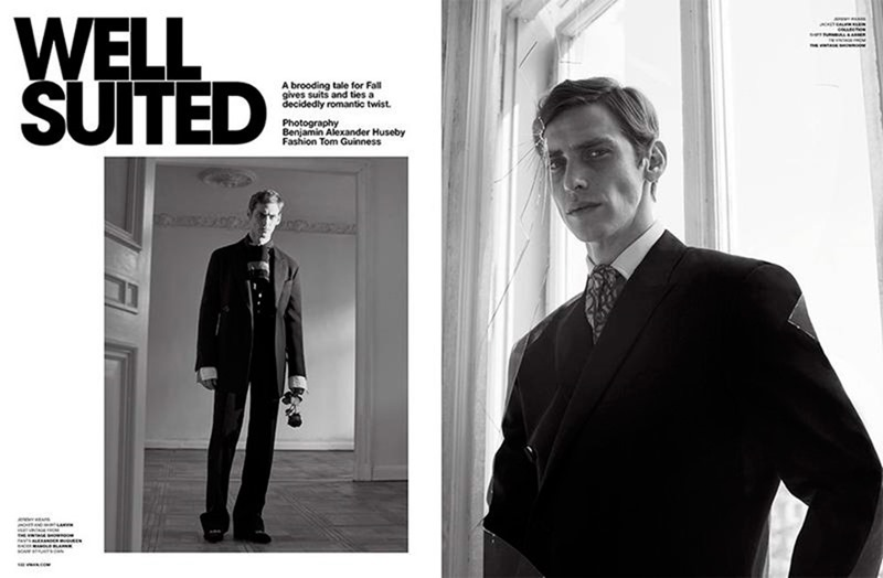 VMAN MAGAZINE Jeremy Dufour & Paul Hamelin by Benjamin Huseby. Tom Guinness, Fall 2016, www.imageamplified.com, Image Amplified (1)
