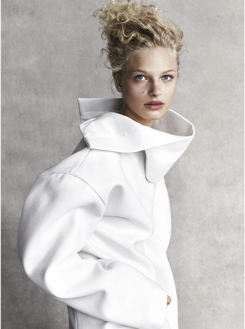 VOGUE AUSTRALIA Frederikke Sofie by Patrick Demarchelier. Sarajane Hoare, September 2016, www.imageamplified.com, Image Amplified (2)