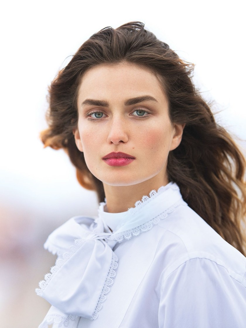 VOGUE MEXICO Andreea Diaconu by Gilles Bensimon. Sarah Gore Reeves, September 2016, www.imageamplified.com, Image Amplified (3)