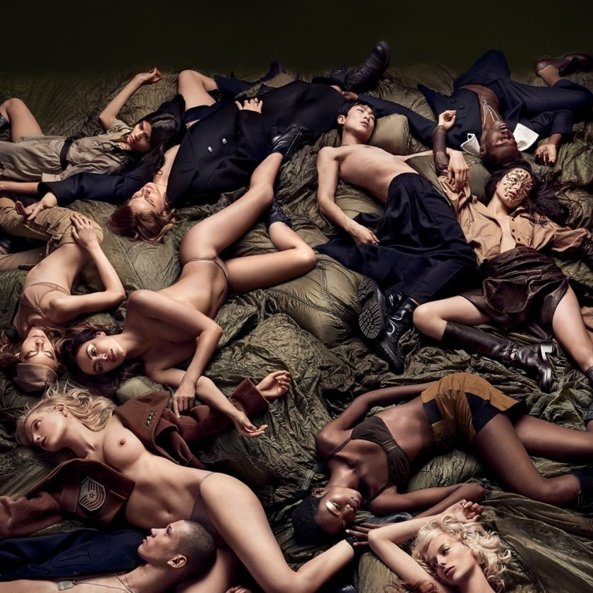 W MAGAZINE Make Love Not War by Craig McDean. Edward Enninful, October 2016, www.imageamplified.com, Image Amplified (3)